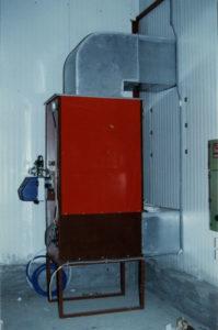 Αερόθερμο βιομηχανικού χώρου
