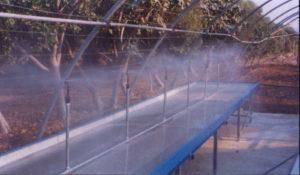 Υδρονέφωση πάγκων